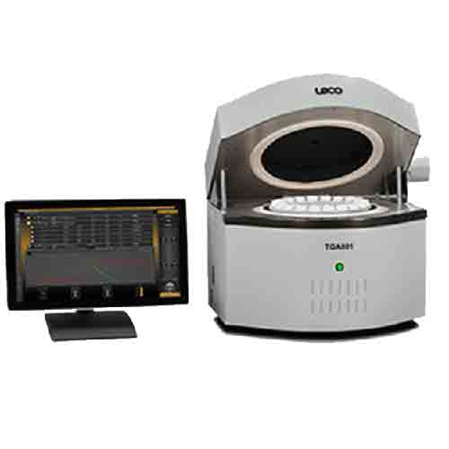 TGA801 Thermogravimetric Analyzer